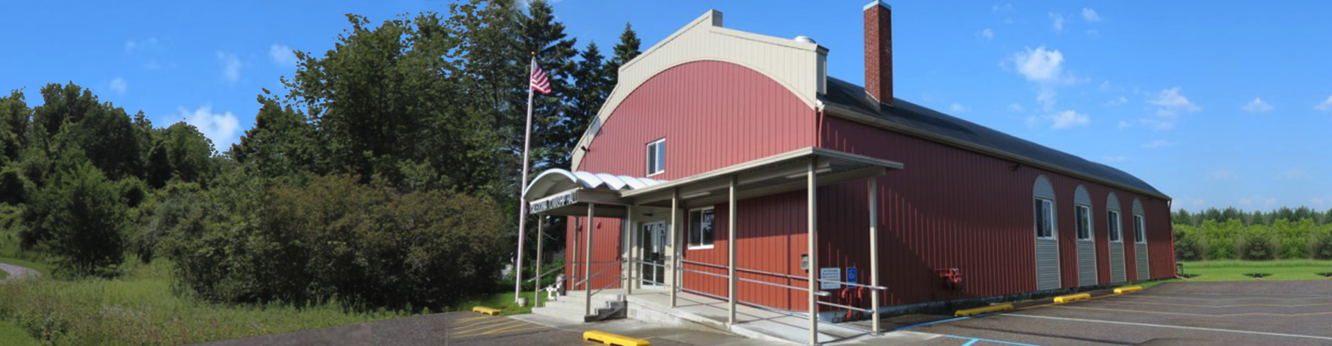 Caledonia Township Hall